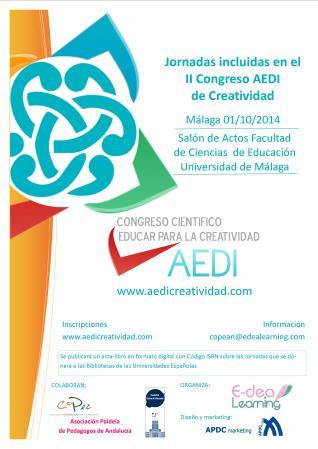 AEDI | Congreso Científico Educar en la Creatividad