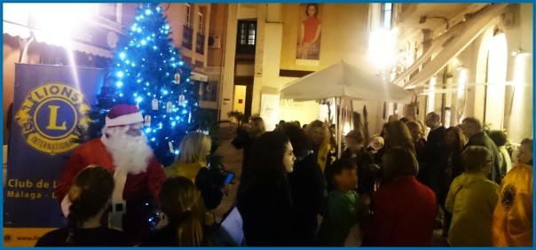 Marketing | Acción social en Navidad
