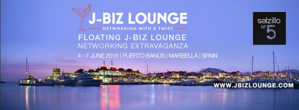 Floating J-Biz Lounge Networking Extravaganza