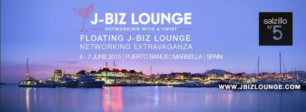 Floating J-Biz Lounge Networking Extravaganza
