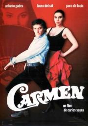 Película Carmen de Carlos Saura